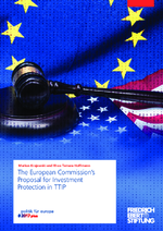 The European Commission's proposal for investment protection in TTIP