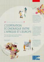 Coopération économique entre l'Afrique et l'Europe