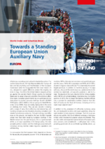Towards a standing European Union auxiliary navy