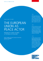 The European Union as peace actor