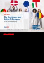 Die Konferenz zur Zukunft Europas